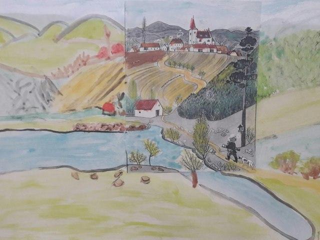 Malování podle pana Lady 1