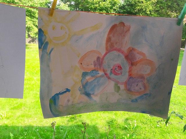 Malování podle pana Lady 8