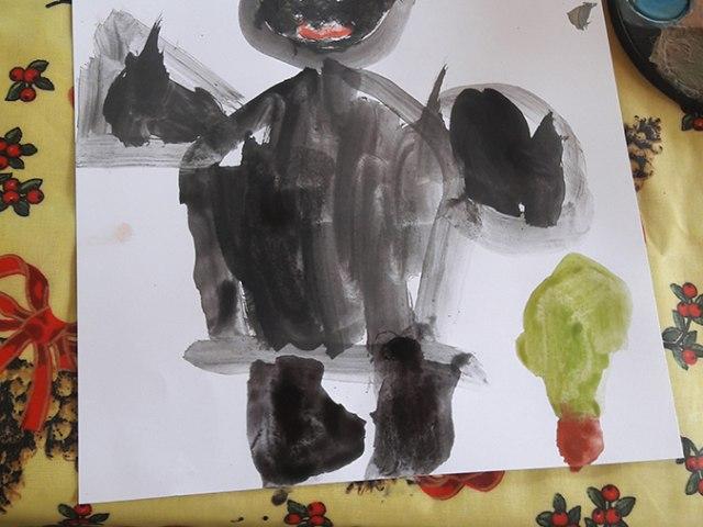 Malování podle pana Lady 12